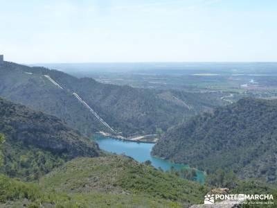 Sierra de Enmedio - Río Guadiela;senderismo rutas recorrido rio tajo sierra de guadarrama madrid